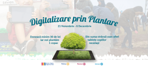 Digitalizare prin Plantare